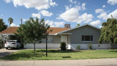 Phoenix Single Family Home For Sale: 3050 W Charter Oak Road