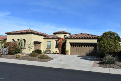 Trilogy At Vistancia Single Family Home For Sale: 12434 W Alyssa Lane