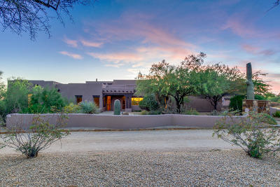 Scottsdale Single Family Home For Sale: 28363 N 74th Street