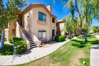 Scottsdale  Apartment UCB (Under Contract-Backups): 15095 N Thompson Peak Parkway #2064