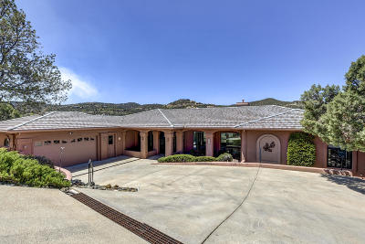 Prescott Single Family Home For Sale: 2962 Tranquil Cove Circle
