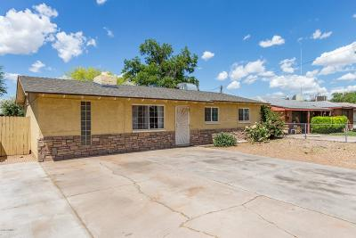 Tolleson Single Family Home UCB (Under Contract-Backups): 9306 W Adams Street