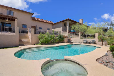 Fountain Hills Single Family Home For Sale: 15808 E Cholla Drive