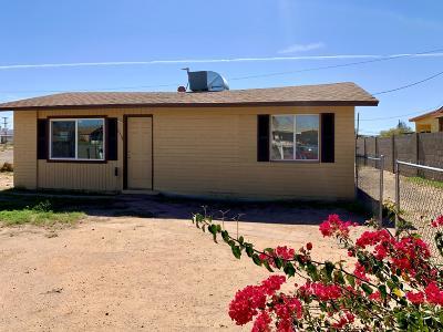 Phoenix Single Family Home For Sale: 2725 W Papago Street