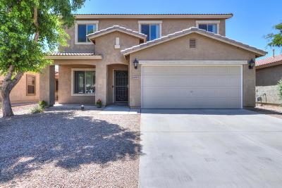 Maricopa Single Family Home For Sale: 45063 W Bahia Drive