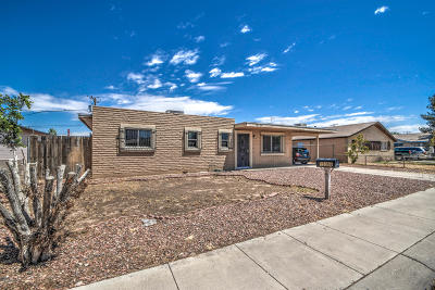 El Mirage Single Family Home For Sale: 12006 River Road