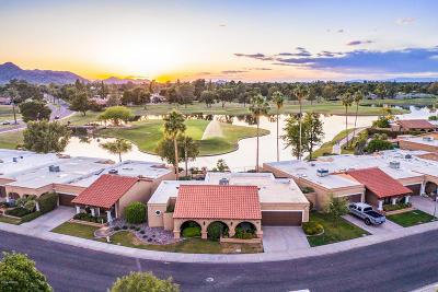 Scottsdale Condo/Townhouse For Sale: 7530 N Via Camello Del Sur