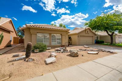 Phoenix Single Family Home For Sale: 3539 E Rockwood Drive