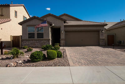 Gilbert Single Family Home For Sale: 3649 E Ficus Way