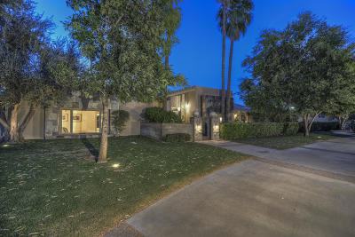 Paradise Valley Single Family Home For Sale: 5444 E Sanna Street