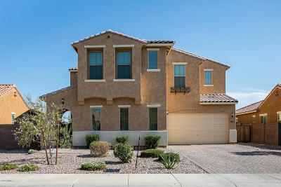 Gilbert Single Family Home For Sale: 3698 E Jude Lane