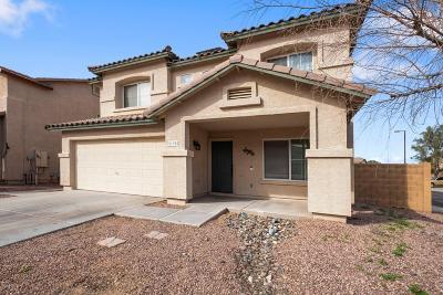 Buckeye Single Family Home For Sale: 21982 W Sonora Street