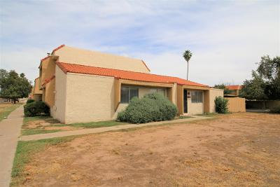 Glendale AZ Condo/Townhouse For Sale: $130,000