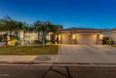 Chandler Single Family Home For Sale: 1792 W Prescott Drive