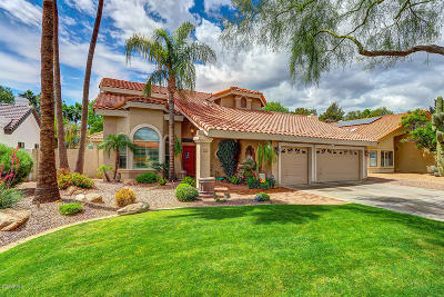 Scottsdale Single Family Home For Sale: 7737 E Aster Drive