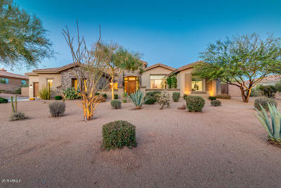 Scottsdale Single Family Home For Sale: 30025 N 72nd Place