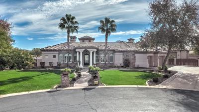 Chandler Single Family Home For Sale: 11423 E Bellflower Court