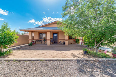 El Mirage Single Family Home For Sale: 13602 N B Street