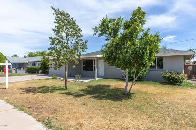 Scottsdale Single Family Home For Sale: 8141 E Palm Lane