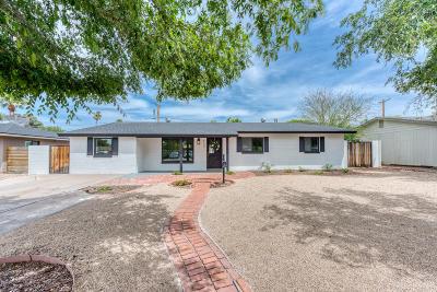 Phoenix Single Family Home For Sale: 4302 E Montecito Avenue