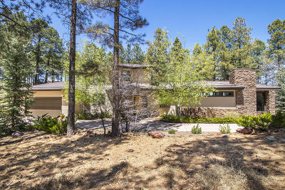 Flagstaff Single Family Home For Sale: 4135 S Lariat Loop