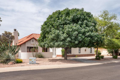 Tempe Single Family Home For Sale: 1251 E Balboa Drive