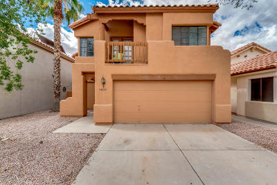 Single Family Home For Sale: 3509 E Verbena Drive