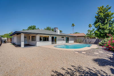 Glendale Single Family Home For Sale: 9051 N 49th Avenue