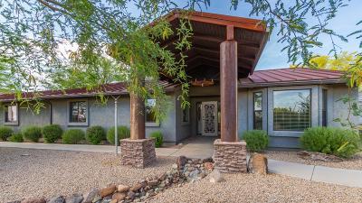 Desert Hills Single Family Home For Sale: 106 W Ridgecrest Road