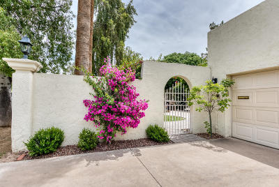 Phoenix Single Family Home For Sale: 321 E Flynn Lane
