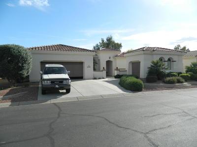 Sun City West Rental For Rent: 12931 W Panchita Drive