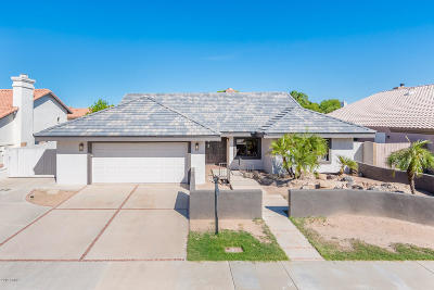 Mesa Single Family Home For Sale: 3844 E Decatur Street