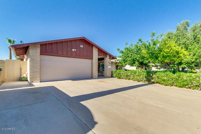 Tempe Single Family Home For Sale: 1312 E Fremont Drive