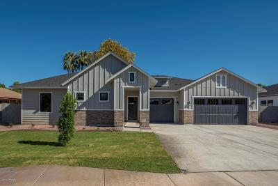Phoenix Single Family Home For Sale: 8723 N 9th Avenue