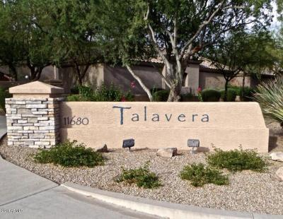 Scottsdale Condo/Townhouse For Sale: 11680 E Sahuaro Drive #2005