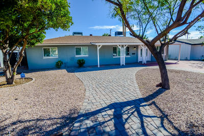 Scottsdale Single Family Home For Sale: 3507 N 63rd Place