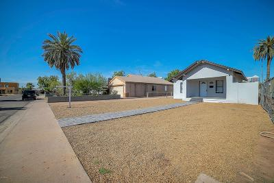 Phoenix Single Family Home For Sale: 3816 N 6th Street
