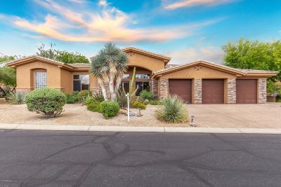 Rio Verde Single Family Home For Sale: 18702 E Picacho Road