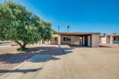Tempe Multi Family Home For Sale: 850 9th Street
