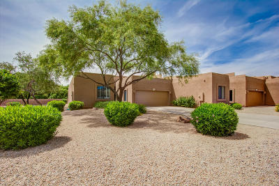 Rio Verde Condo/Townhouse For Sale: 19127 E Buckskin Court