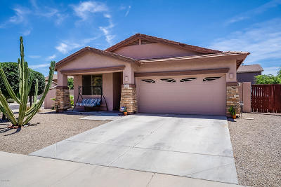 Goodyear Single Family Home For Sale: 2743 N 153rd Drive