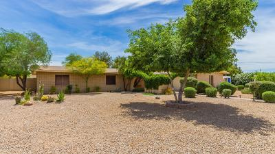 Scottsdale Single Family Home For Sale: 12239 N 62nd Street
