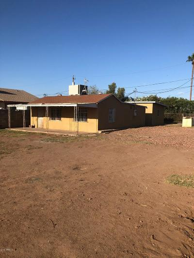 Phoenix Single Family Home For Sale: 4617 S 8th Street