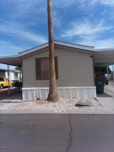 El Mirage Mobile/Manufactured For Sale: 12721 W Greenway Road #72