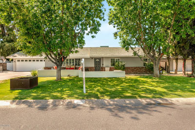 Phoenix Single Family Home For Sale: 3847 E Highland Avenue