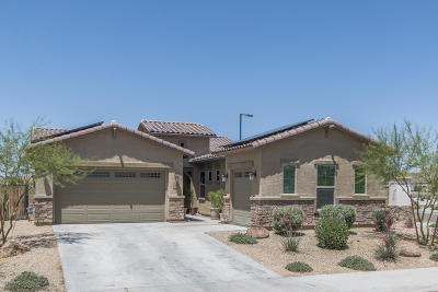 Maricopa County Single Family Home For Sale: 15222 S 181st Drive