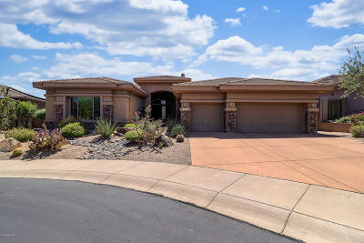 Scottsdale Single Family Home For Sale: 14943 E Pinnacle Court
