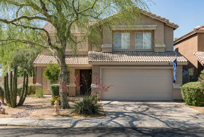 Cave Creek AZ Single Family Home UCB (Under Contract-Backups): $374,888