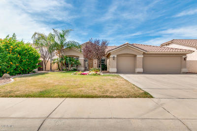 Gilbert Single Family Home For Sale: 605 W Stanford Avenue