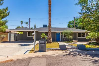 Phoenix Single Family Home For Sale: 4111 E Roma Avenue
